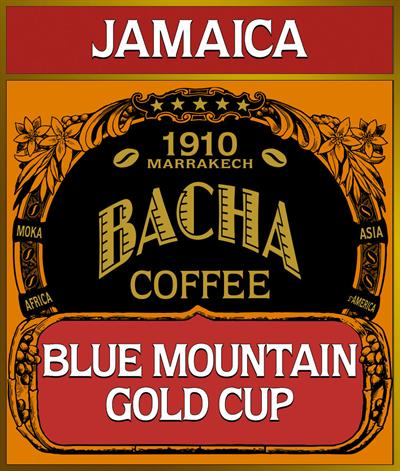 Blue Mountain Gold Cup Coffee